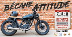 Salon Bécane Attitude du 7 au 9 septembre 2018